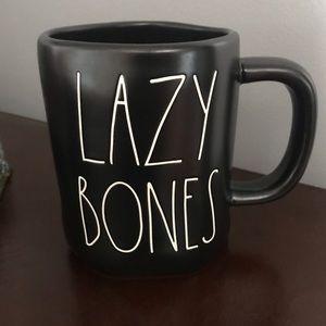 Lazy Bones Rae Dunn mug